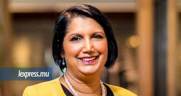 Dr Jyoti Jeetun, CEO du Mont Choisy Group.
