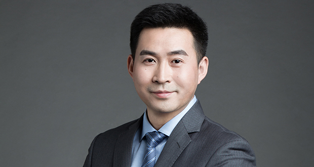 Mr. Jason Xia Hesheng, CEO Huawei Eastern Africa Multi-country Office.