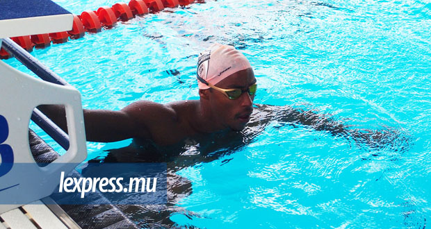 Swimming – Accra: Anodin and Ip Hen Cheung within the 100m freestyle and 50 breaststroke ultimate